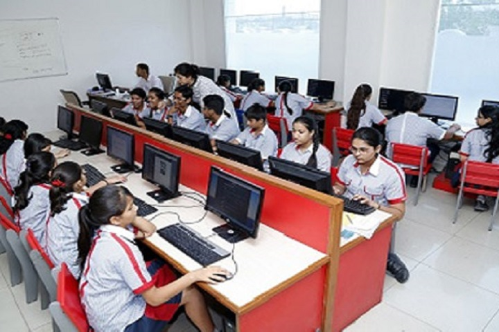 G D Goenka Public School-Computer Lab
