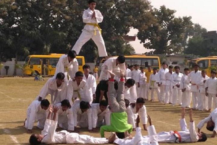 G D Goenka Public School-Karate