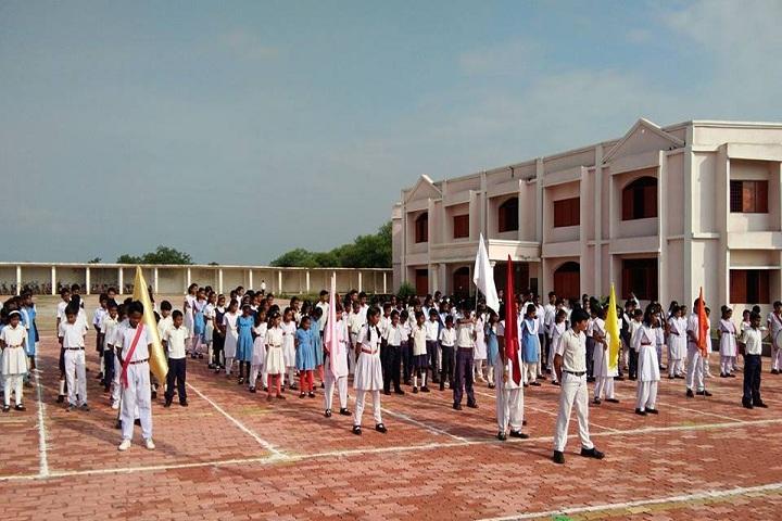 Odisha Adarsh Vidyalaya-Independance Day Celebrations