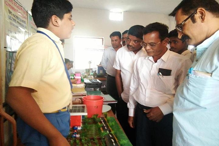 Odisha Adarsh Vidyalaya-Science Fare