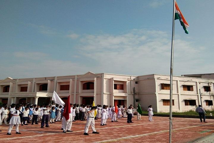 Odisha Adarsha Vidyalaya-Republic day