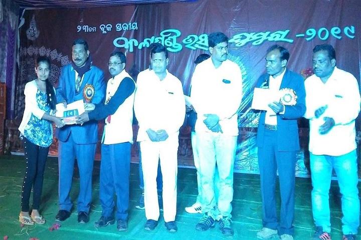 Odisha Adarsha Vidyalaya-Prize