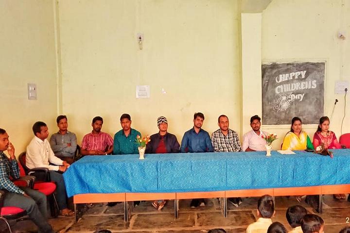 Odisha Adarsha Vidyalaya-Staff