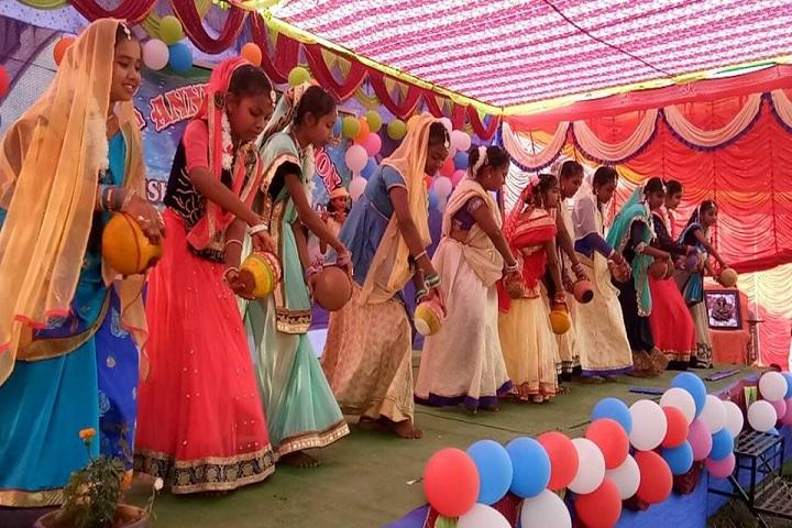 Odisha Adarsha Vidyalaya-Dances
