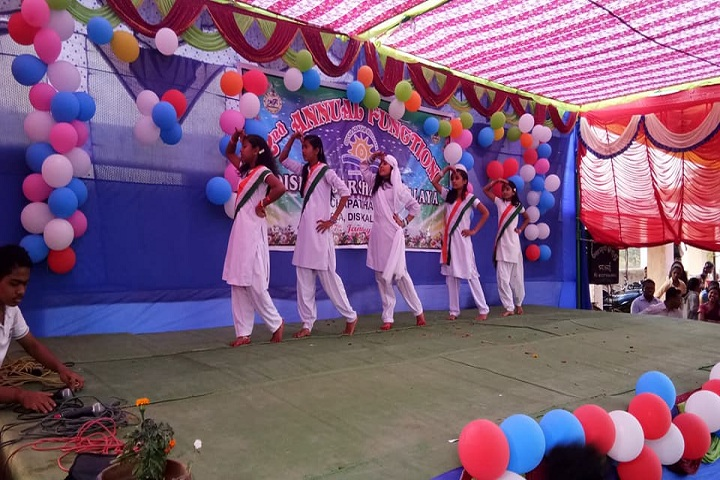 Odisha Adarsha Vidyalaya-Independence day