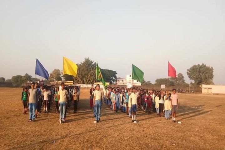 Odisha Adarsha Vidyalaya-Sports day