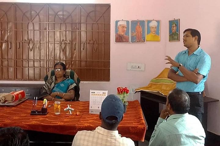 Odisha Adarsha Vidyalaya-Conference