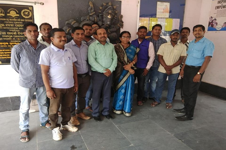 Odisha Adarsha Vidyalaya-Group Photo