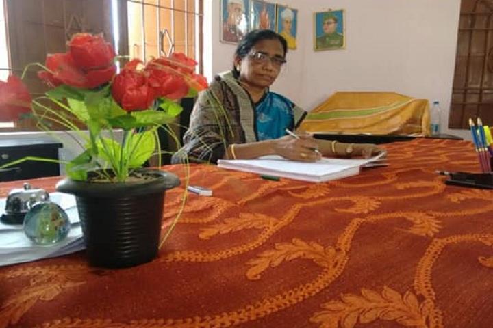 Odisha Adarsha Vidyalaya-Principle