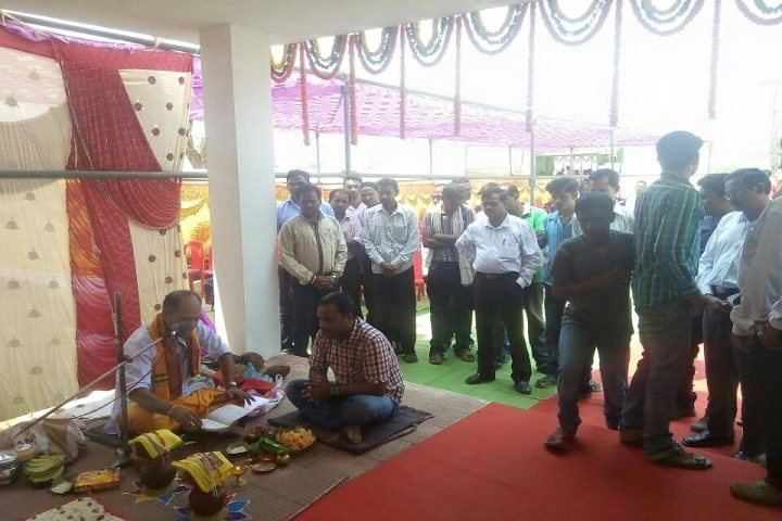 Odisha Adarsha Vidyalaya-Pooja