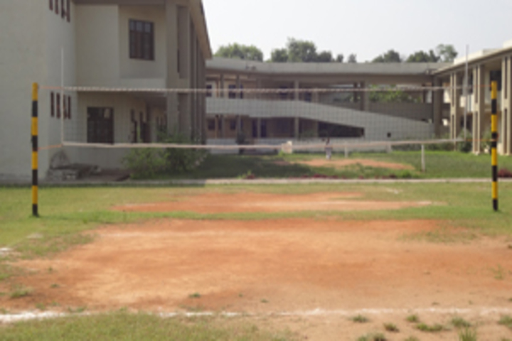 Akshara School-Ground