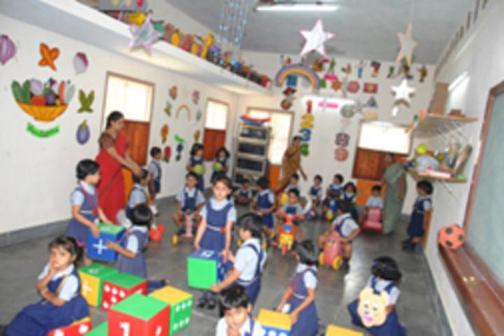 Akshara School-Kinder Garten