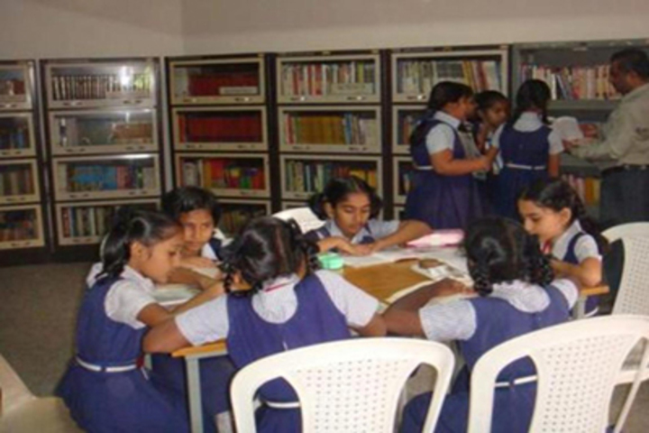 Akshara School-Library
