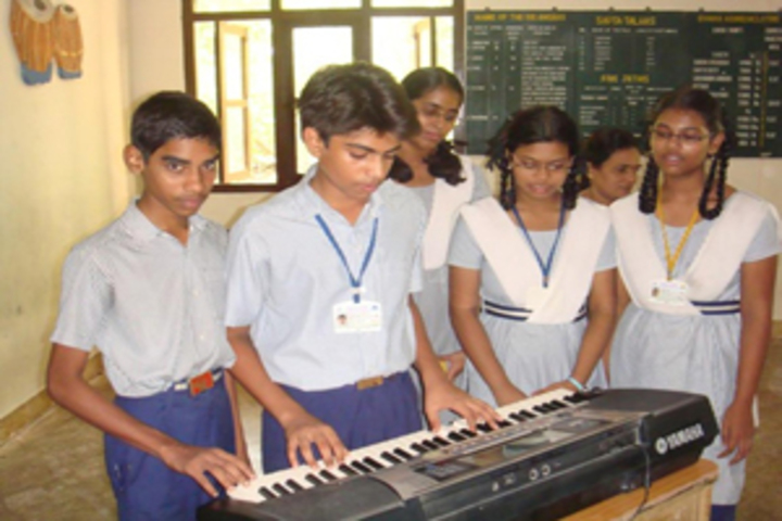 Akshara School-Music Room