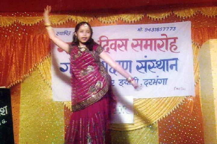 Gandhi Shikshan Sansthan-Dance