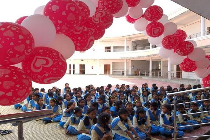 Odisha Adarsha Vidyalaya Sangthan-Childrens day