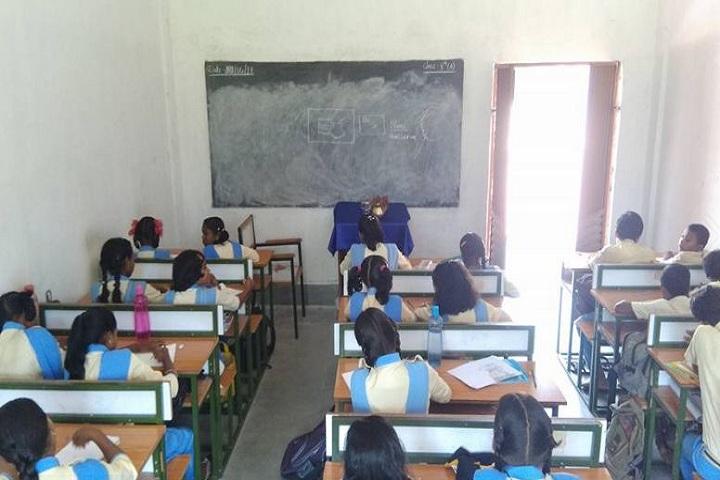 Odisha Adarsha Vidyalaya Sangthan-Classroom