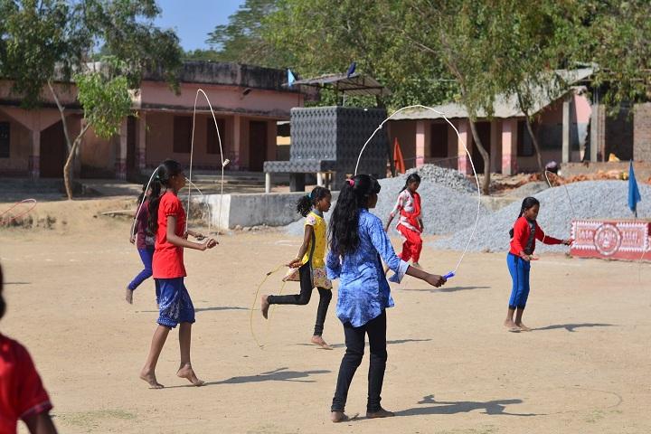 Odisha Adarsha Vidyalaya Sangthan-Games