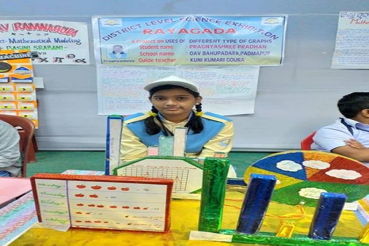 Odisha Adarsha Vidyalaya Sangthan-Science exhibition