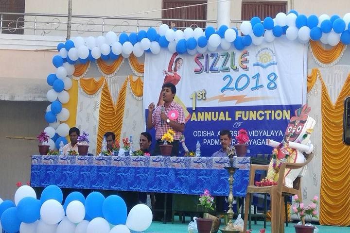 Odisha Adarsha Vidyalaya Sangthan-Speech