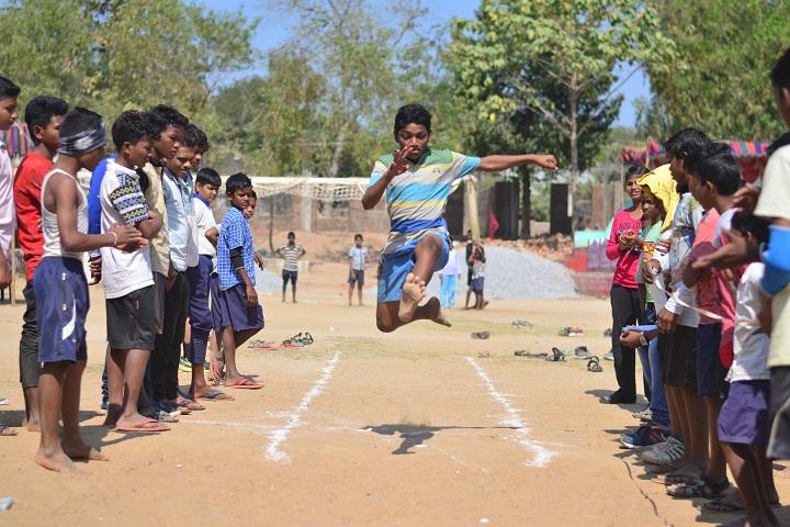 Odisha Adarsha Vidyalaya Sangthan-Sports