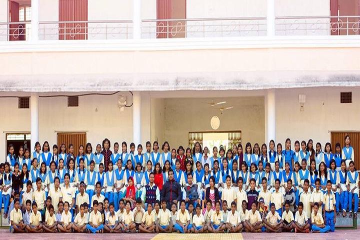 Odisha Adarsha Vidyalaya Sangthan-Students