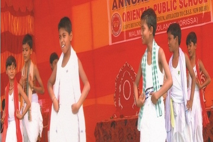 Oriental Public School-Dances