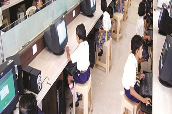 Oriental Public School-Computer lab