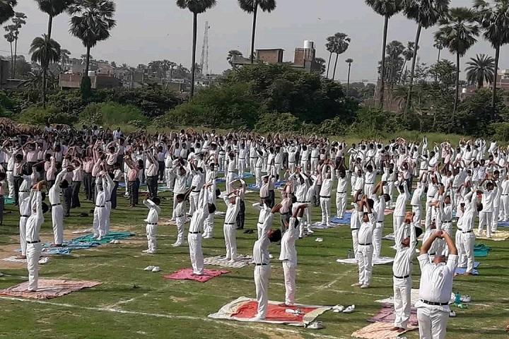 Ganpat Rai Salarpuria Saraswati-Yoga
