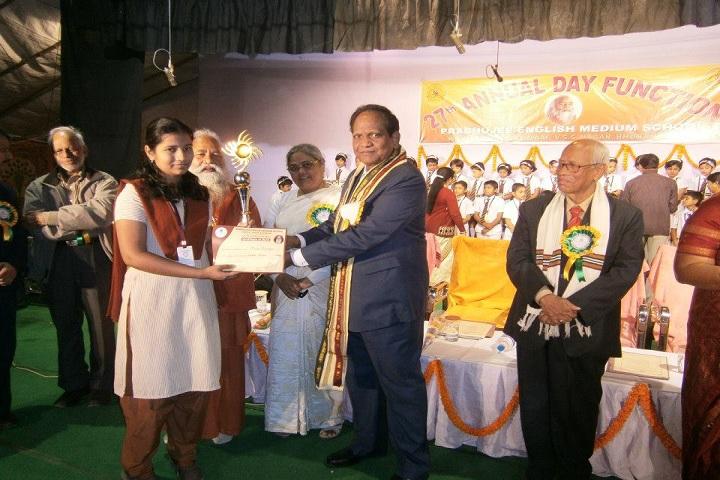 Prabhujee English Medium School-Prize