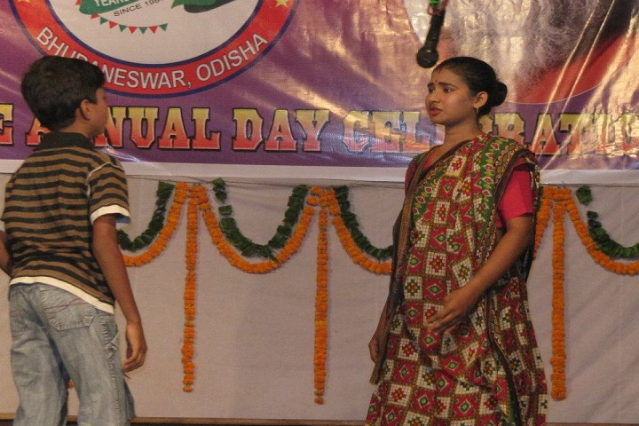 Prabhujee English Medium School-Skit