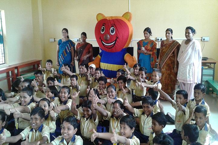 Prabhushree English Medium School-  Games