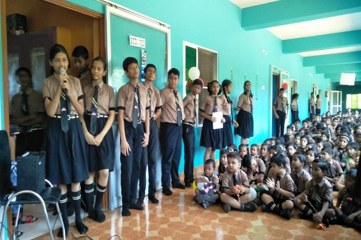 Prabhushree English Medium School-Childrens day