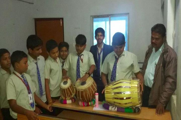 R B Gurukul-Music class