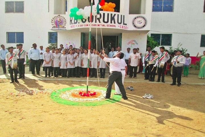 R B Gurukul-Republic day