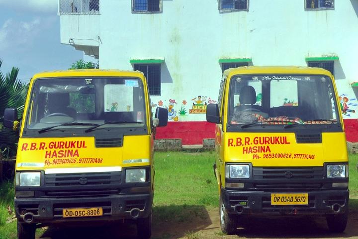 R B Gurukul-School bus