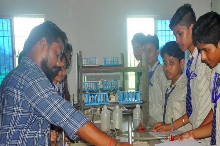 R B Gurukul-Science lab