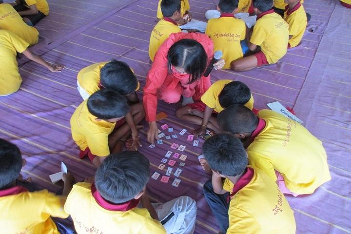 Ramakrishna Mission Ashrama School-Activities