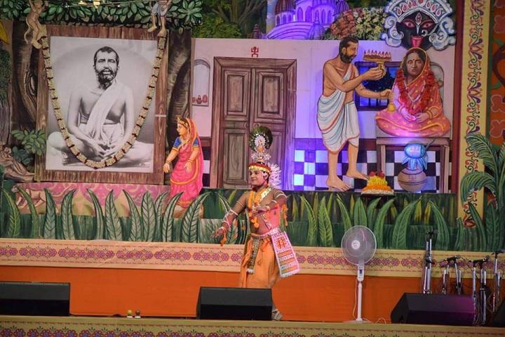 Ramakrishna Mission Ashrama School-Drama