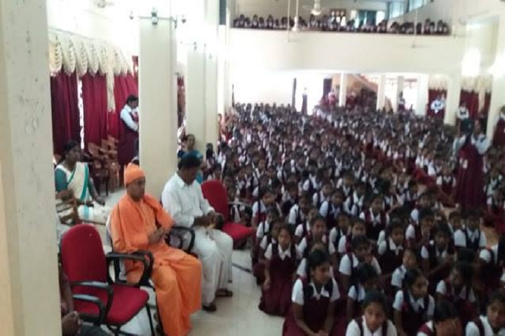 Ramakrishna Mission Ashrama School-Meeting
