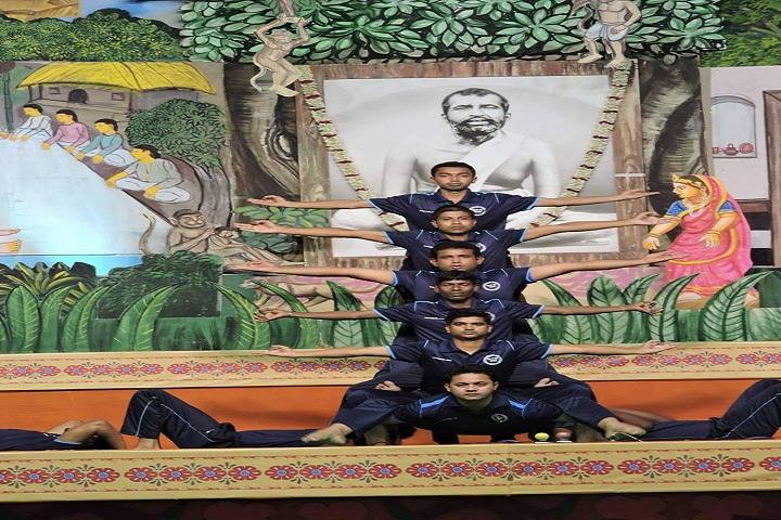 Ramakrishna Mission Ashrama School-Republic day