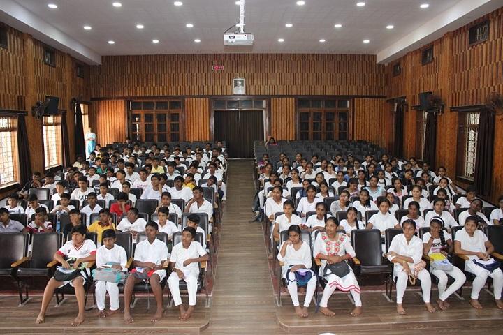 Ramakrishna Mission Ashrama School-Seminar hall