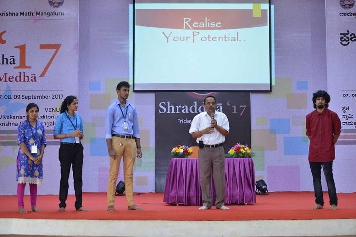 Ramakrishna Mission Ashrama School-Speech