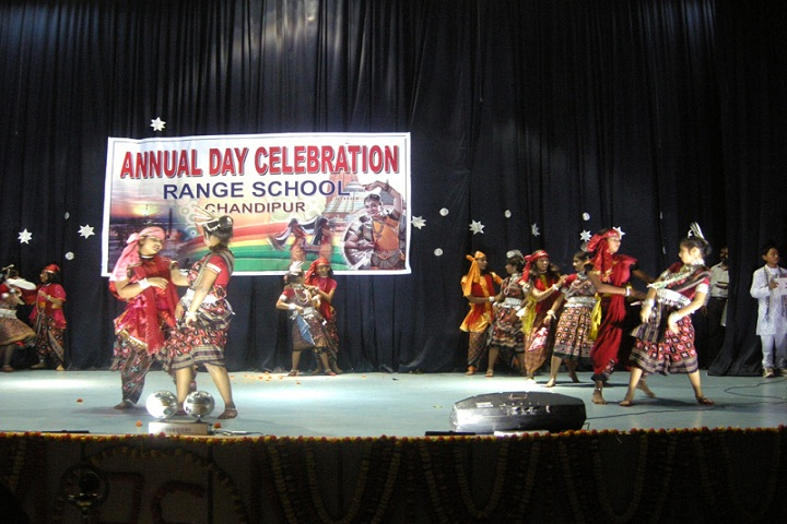Range School-Group dances