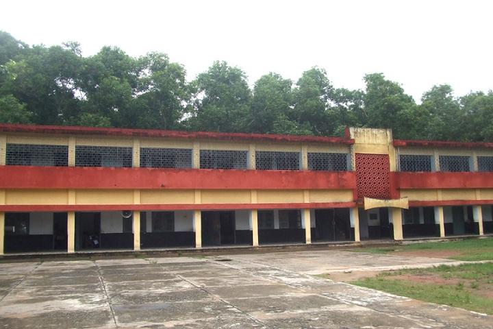 Range School-School building