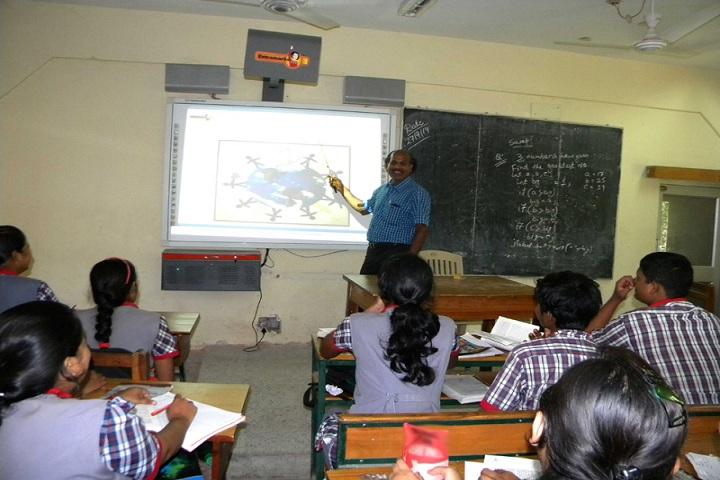 Range School-Smartclassroom