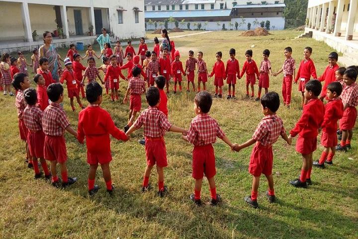 Rashtriya Gopal Vidya Mandir-Playground