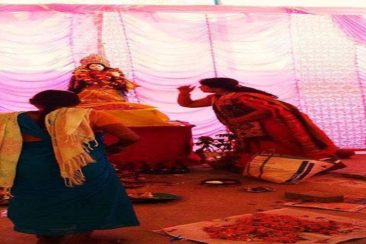 Rashtriya Gopal Vidya Mandir-Pooja