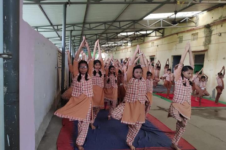 Rashtriya Gopal Vidya Mandir-Yoga