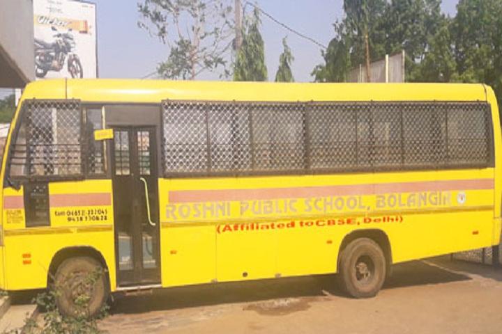 Roshni PublicSchool-Transport